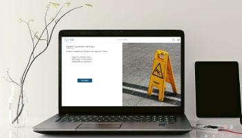 E-Learning-Kurs Sicherheitsunterweisung