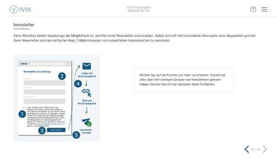 Handlungsempfehlung zur Einführung einer Datenschutz-konformen Website