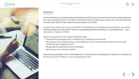 Wichtigkeit des Datenschutz im Marketing und Vertrieb