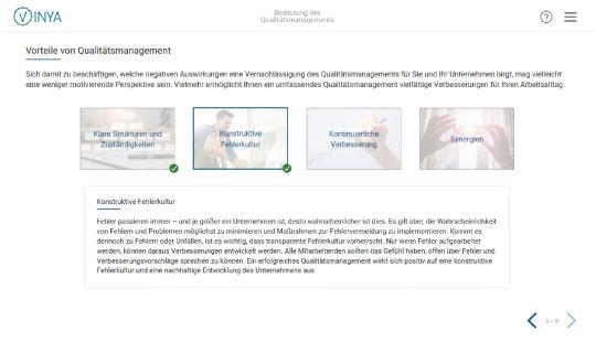 Qualitätsmanagement Schulung für Mitarbeiter: Bedeutung des QM