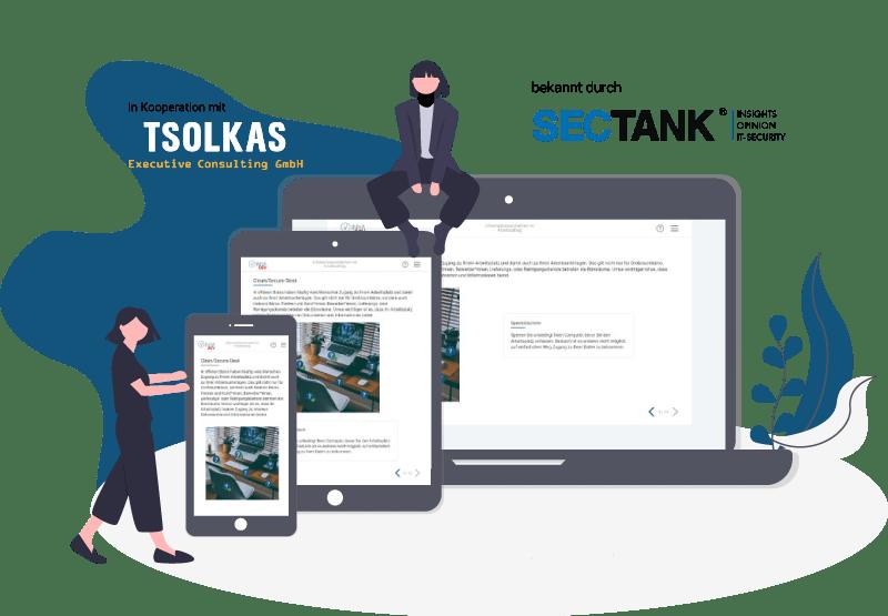 Kooperation VINYA SecTank