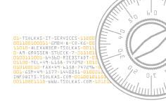 Tsolkas IT-Services Logo