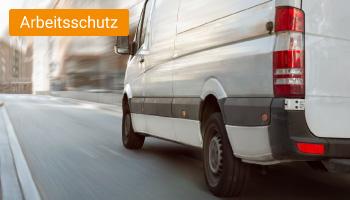E-Learning-Kurs Fahrerunterweisung Transporter