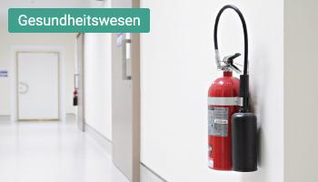 E-Learning im Gesundheitswesen: Brandschutzunterweisung